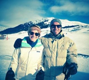 Xmas Skiing