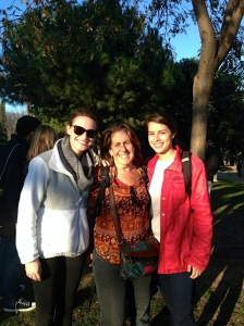 Me, Marta, & Cass at Janelle's Bday Picnic!