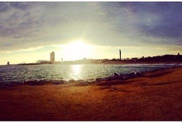 Bogatel Sunset