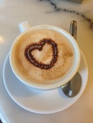 Gotta love café con leche!