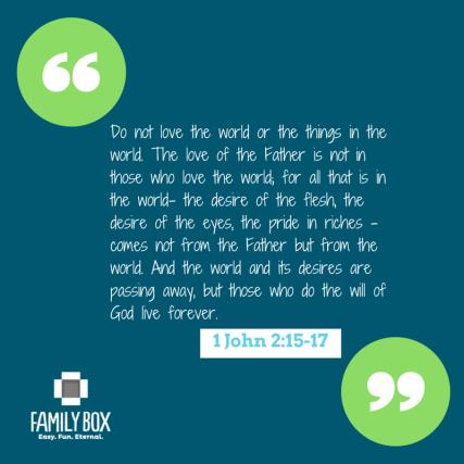1 John2-15-17