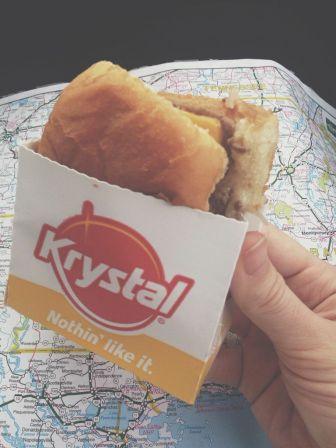 Krystal Burgers!